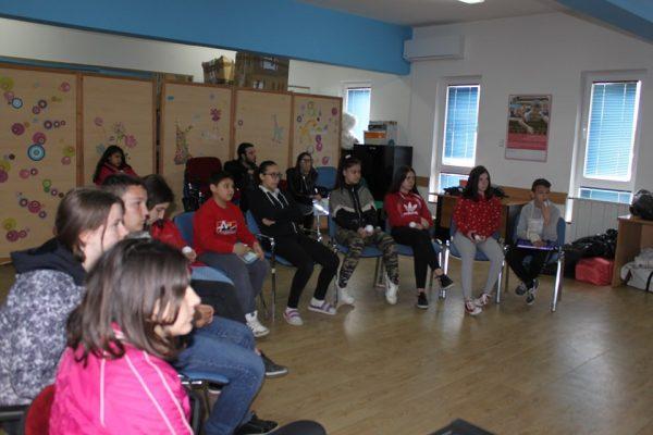 Кабтел одржа работилница за опасностите на интернетот во СОС Детското село