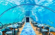 ВИДЕО: Ова е најголемиот подводен стаклен ресторан во светот