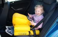 ВИДЕО: Luftikid е детско седиште за во кола на надувување