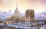 Француска фирма објави концепт за волшебна реставрација на Нотр Дам во Париз