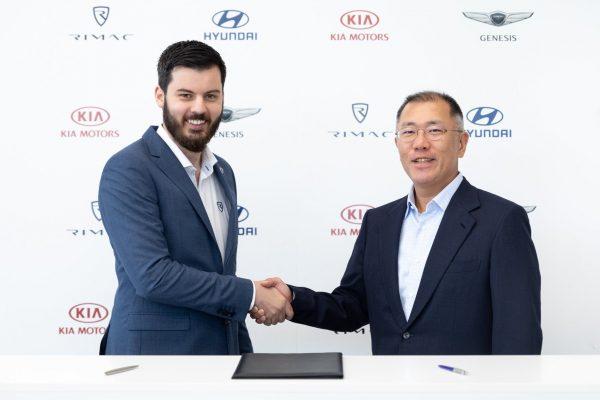 Hyundai инвестираше 80 милиони евра во хрватскиот стартап Rimac Automobili!