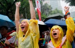 Ова е првото место во Азија кое ги легализираше истополовите бракови