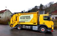 ВИДЕО: Volvo дизајнираше автономен камион за собирање ѓубре