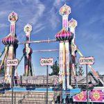 (ФОТО) Отворен е нов забавен парк во Скопје со адреналински атракции