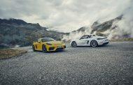 Гладни за секоја кривина: Претставени новиот Porsche 718 Spyder и 718 GT4
