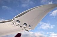 Boeing го покажа својот најнов авион со крила кои се свиткуваат