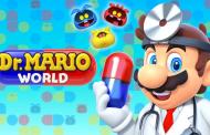 """Играта """"Доктор Марио"""" во јули пристигнува на мобилните уреди"""