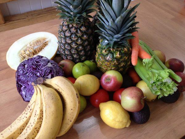 Јадењето повеќе овошје и зеленчук го подобрува менталното здравје