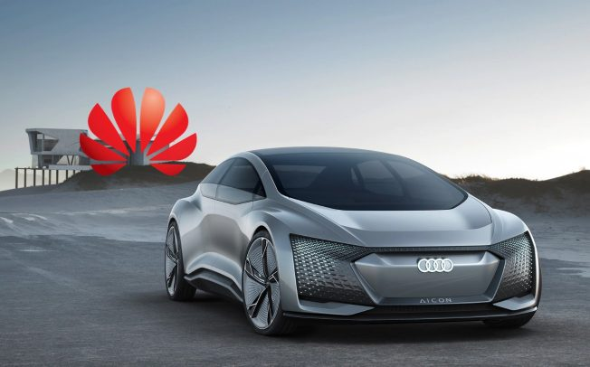 Huawei развива технологија за автономни автомобили