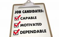 Не треба да ги имате сите квалификации за да се пријавите за некоја работа
