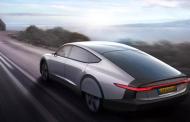Овој електричен автомобил се полни самиот себеси со соларна енергија
