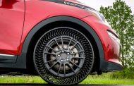 Aвтомобилите ќе добијат безвоздушни гуми од 2024 година