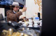 Паоло Теренци правеше парфеми во живо во Скопје! Уникатните парфеми се светски хит!