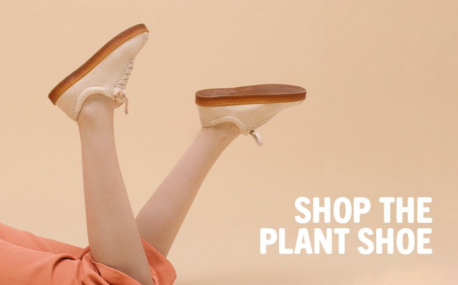 """Овие """"растителни патики"""" се направени од еукалиптус и ананас"""