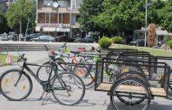 Со велосипеди ќе се собира електронскиот отпад во Тетово