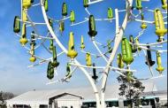 Ова дрво можете да го поставите во двор и да ви создава струја и од најслабиот ветар