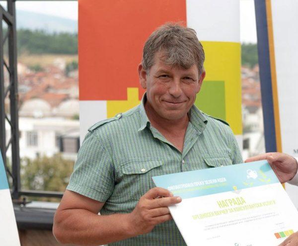 Јорданчо Лефков: Во Чешиново го произведуваме првиот био-паметен ориз во Македонија!