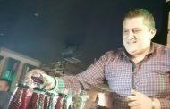 """Ристе Гошевски од Валандово прoизведува 100% сок од калинка """"Кувет"""", следен чекор е вино од калинка!"""