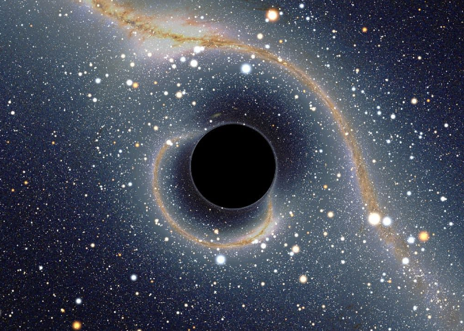 Научници ја пронајдоа најголемата црна дупка во вселената досега