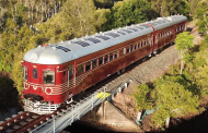 ВИДЕО: Ова е Byron Bay, првиот соларен воз во светот