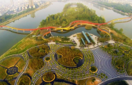 Кина гради градови-сунѓери кои ќе штитат од поплави