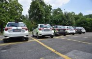 Шест нови хибридни автомобили за скoпската администрација