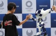 Јапонците претставија робот-маскота и ги најавија технолошки најнапредните Олимписки игри досега