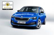 Новата ŠKODA SCALA доби 5 ѕвезди за безбедност од Euro NCAP