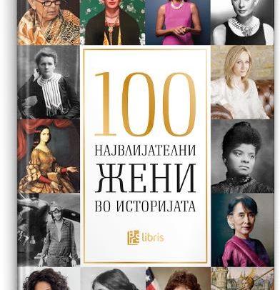 #ИновативностЧита: Стоте највлијателни жени во историјата