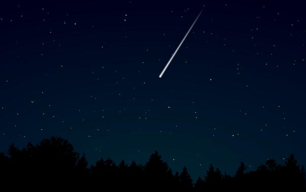 Од ноќеска ќе се гледа метеорски дожд, се очекуваат 60 метеори на час