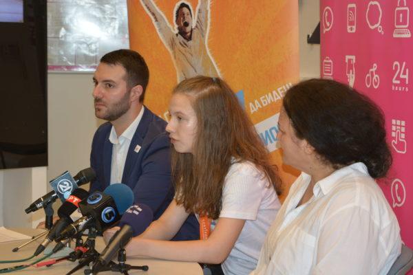 Ана Марија Атанасовска освои второ место на светскиот MOS натпревар во дигитална писменост
