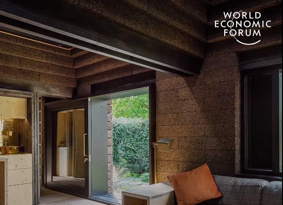 Оваа куќа е направена без тули, челик и бетон