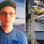 Дејан Лукиќ е чудо од дете - патентираше вселенски сателит кој ќе го користи НАСА