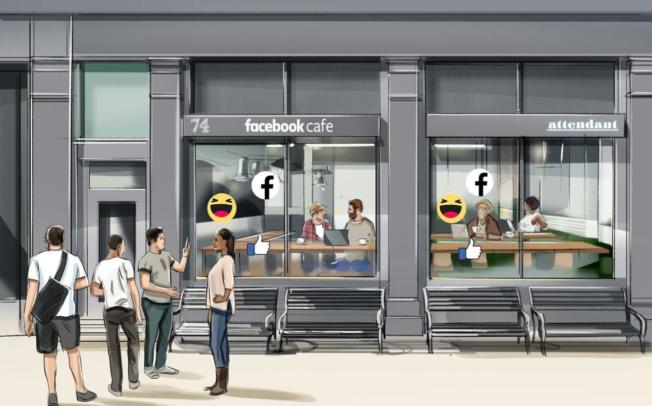 Facebook отвора пет кафулиња каде што ќе нуди проверка на приватноста на корисниците