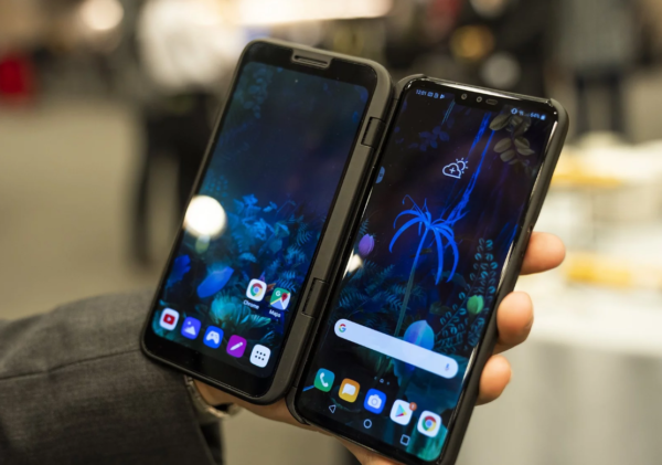 Наместо флексибилни телефони, LG подготвува телефони со два екрани