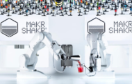 Makr Shakr е најнапредниот робот бармен во светот