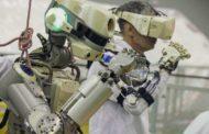 """Русија го испрати хуманоидниот робот """"Фјодор"""" во Вселената! Неговите задачи се тајна"""