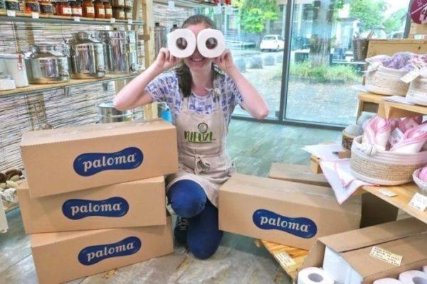 """""""Палома"""" сe враќа  на продажба на тоалетна хартија без амбалажа"""