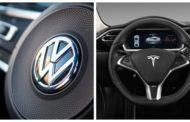 Volkswagen сака да купи удел во Teslа