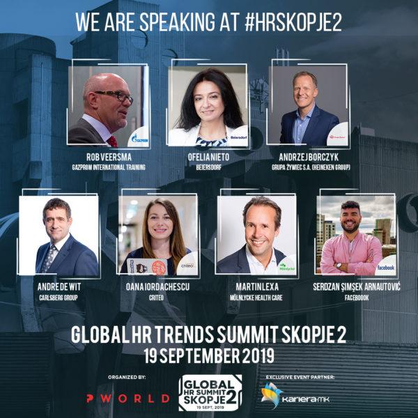 ГлобалниHRексперти одFacebookиGazpromдоаѓаат наGlobal HR Trends Summit Skopje 2