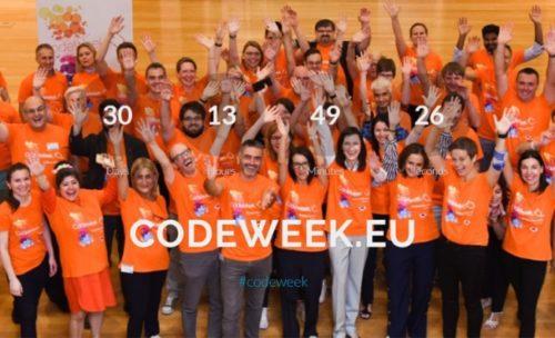 Македонија и годинава дел од Европската недела на кодирање