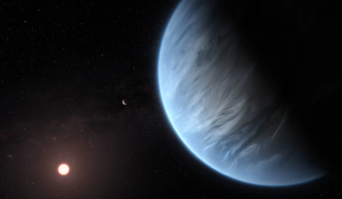 Научници открија супер Земја со вода на 110 светлосни години од нашата планета