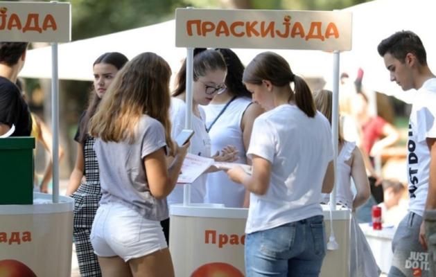 """Обезбедени средства за 20.000 оброци на првата """"Праскијада"""""""