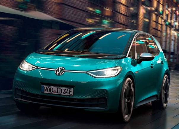 Volkswagen го претстави новото лого и новиот дизајн